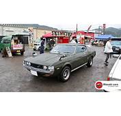 A Rained On But Mostly Original 1975 Toyota Celica 2000