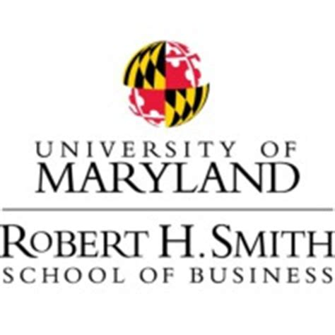 Of Maryland Mba Program Cost by Robert H Smith School Of Business