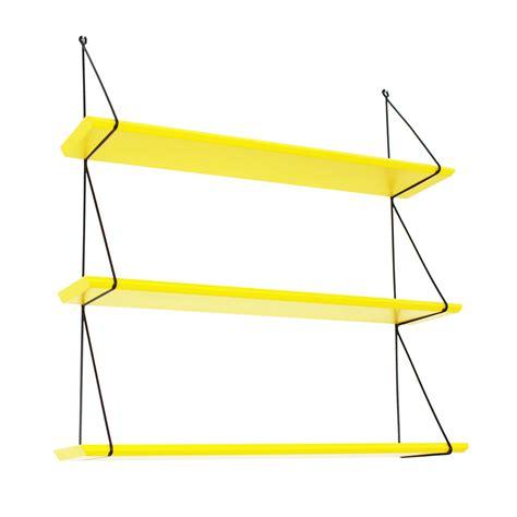 etagere jaune etag 232 re babou jaune citron in april pour chambre