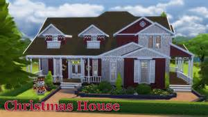 Small Cabin Blueprints the sims 4 house building christmas cottage youtube