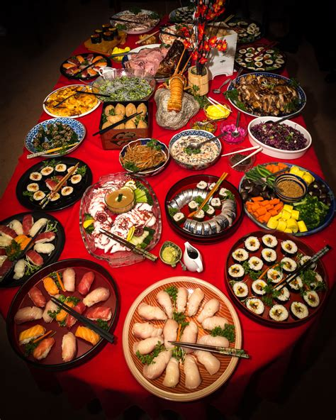 japanese new year 2015 2015 new year s table marty cohen photography