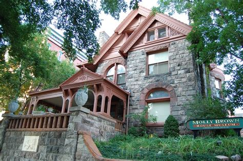 molly brown house tours the quot unsinkable quot molly brown house ghosts and hauntings on waymarking com