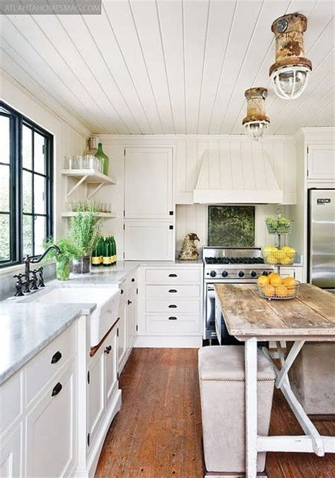 Farmhouse Kitchen Ideas Photos by 35 Cozy And Chic Farmhouse Kitchen D 233 Cor Ideas Digsdigs