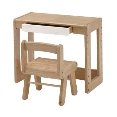Kursi Untuk Meja Belajar jual nori dori nakids set meja dan kursi belajar anak