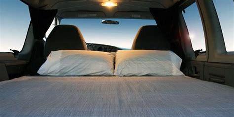 Kasur Mobil Avanza Jok Belakang kabin mobil jangan jadi tempat tidur berjalan kompas