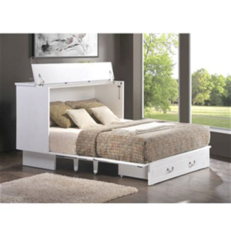 queen rollaway bed queen size cottage flip top creden zzz cabinet bed 553