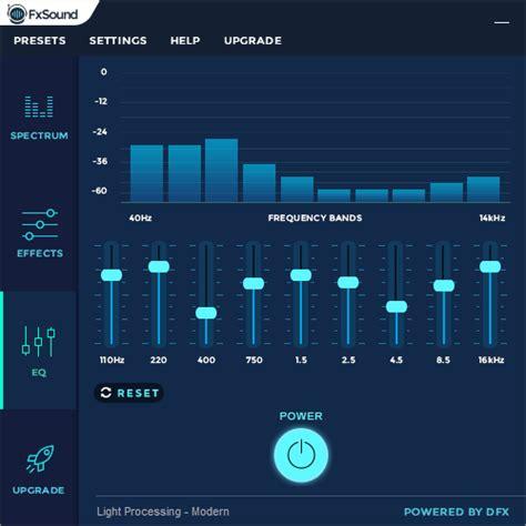 fxsound enhancer    software reviews