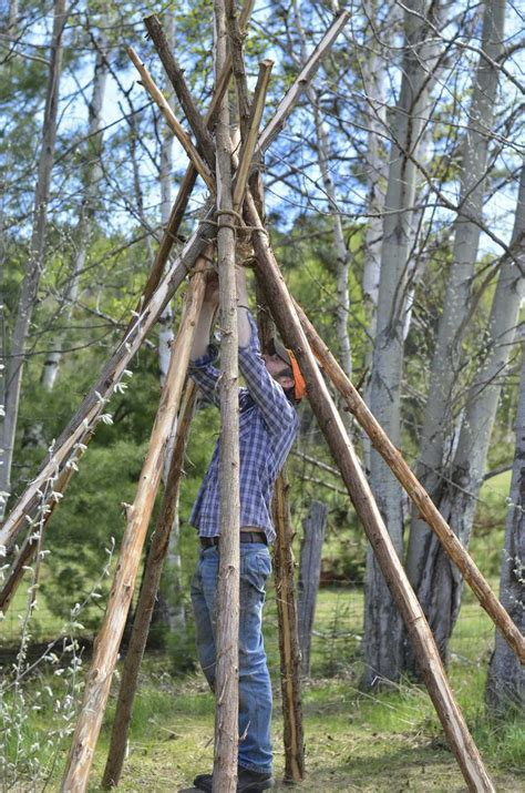How To Make A Backyard Teepee by Best 25 Teepees Ideas On Childrens Teepee