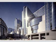 Parlement Européen | Atelier d'Architecture de Genval L Equipe