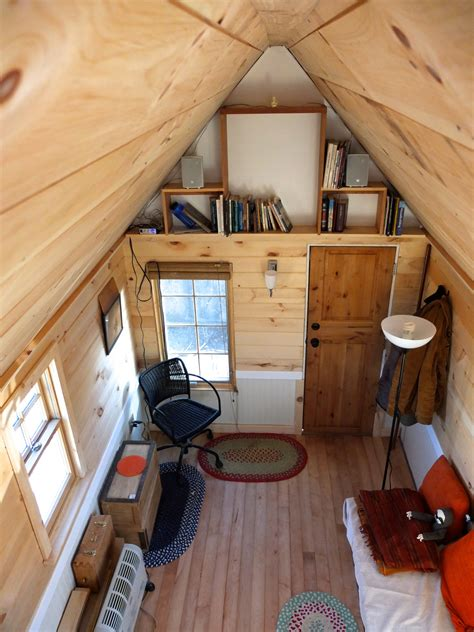 inside of tiny houses big dreams tiny house quiet solar energy