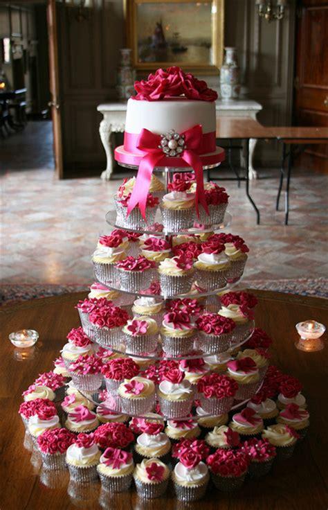 Wedding Cake Cupcakes – Cupcake wedding cake   Luxury Wedding