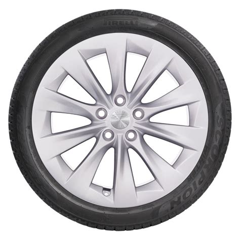 tire and wheel packages tesla 20 quot slipstream wheel and winter tire package