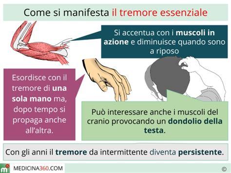 tremori interni in tutto il corpo tremore essenziale sintomi cause terapia e rimedi