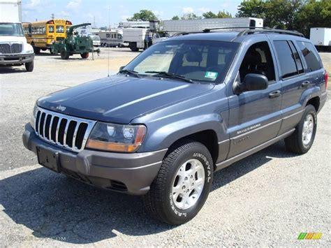 blue jeep grand 2001 2001 steel blue pearl jeep grand laredo 4x4