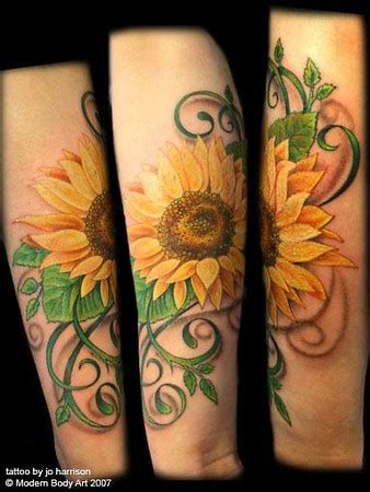 sunflower vine tattoo designs any second now deactivated20140 asked hi i m looking