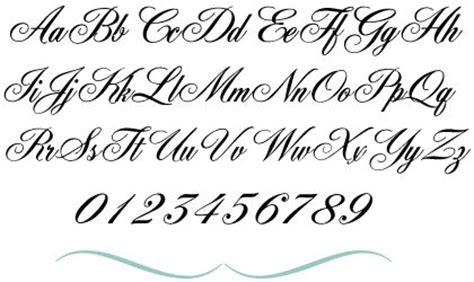 simple elegant tattoo fonts partecipazioni scrivere a mano libera i nomi sulle buste