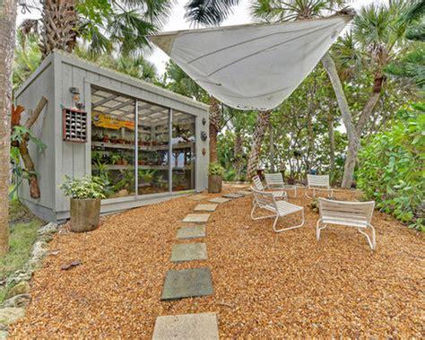 tropical garage  shed design ideas remodel
