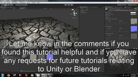 tutorial to unity unity 4 directx 11 tessellation tutorial youtube
