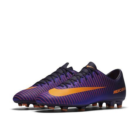 Nike Mercurial Victory stefans soccer wisconsin nike mercurial victory vi fg purple dynasty bright citrus