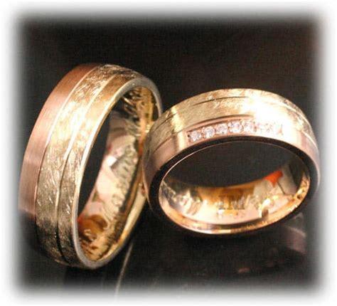 Hochzeitsringe Ausgefallen by Trauringe Eheringe Im352 Rotgold Gelbgold Und 7 Diamanten