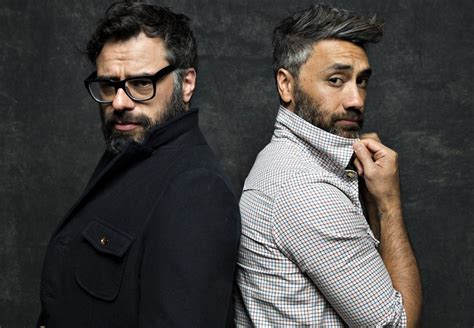 jemaine clement fargo jemaine clement and taika waititi are bringing a what we