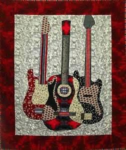 quilt guitar pattern search knitting crochet