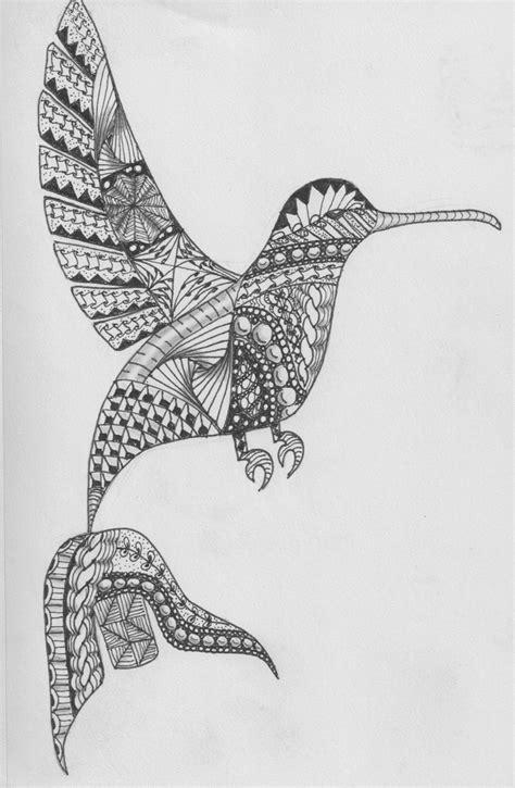 purepecha tribal tattoos tzintzuntzan hummingbird e s zentangles