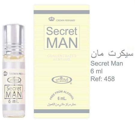 Al Rehab 6ml Secret secret 6ml 2 oz perfume by alrehab