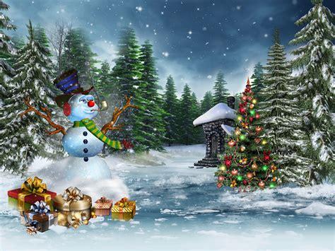 imagenes invierno navidad fondos de pantalla d 237 a festivos a 241 o nuevo invierno 193 rbol