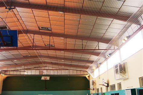 sous plafond filets de protection sous plafond huck