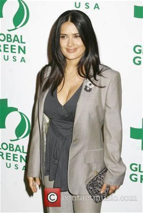 Salma Hayek Quits Habit Hollyscoop by News Archive 12th April 2007 Contactmusic