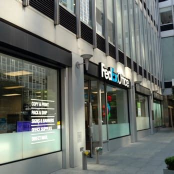 Fedex Office Nyc by Fedex Office Print Ship Center 13 Reviews Couriers