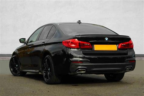Sporty Series Size M used 2017 bmw 5 series 520i m sport 4dr auto for sale in tyneside pistonheads