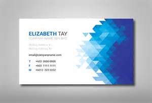name card design template business card design name