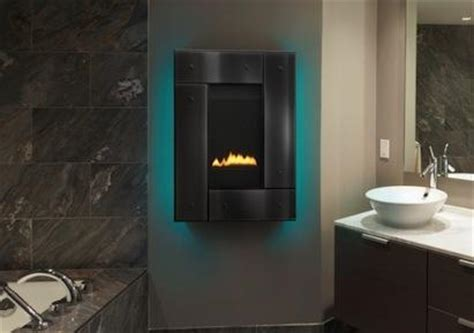 Fireplace In Bathroom Wall by A About Luxury And Green Living By Top Interior