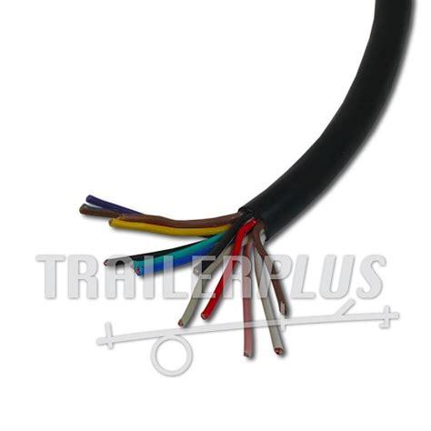 Kabel Per Meter Kabel 13 Aderig Per Meter Trailerplus Nl
