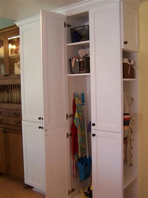 Stand Alone Closet System by Stand Alone Broom Closets Ideas Advices For Closet