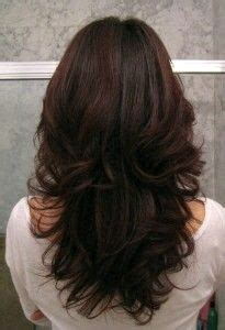cabello en capas largas hairstyles for medium length hair