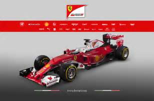 reveals 2016 formula 1 car the week uk