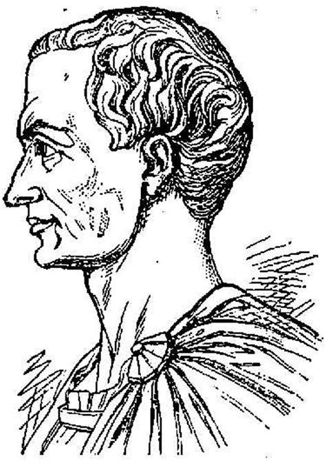 Juliuscaesar Free Colouring Pages Julius Caesar Coloring Pages