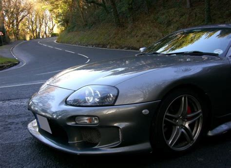 We do love a modified Toyota Supra TT6Performance Cars Modified Cars Young and Learner