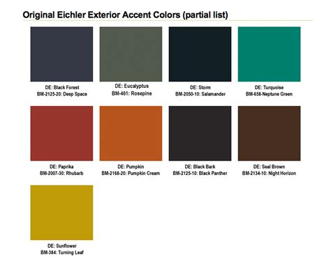 Accent Colors | modern colors 28 images brain juice mid century modern