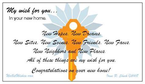 new house congratulations quotes quotesgram