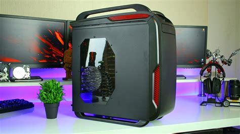for gamers on the go raidmax tigershark review