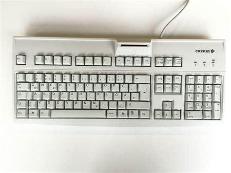 Hp I Cherry C32 Qwerty 2 2 cherry smartboard g83 6744luade 0 tastatur keyboard