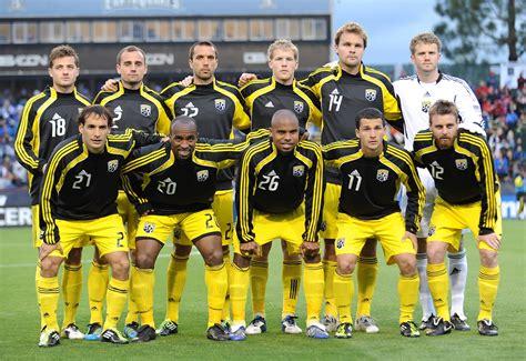 Mls League Table Chivas Usa V Columbus Crew Football Match 02 03 2013