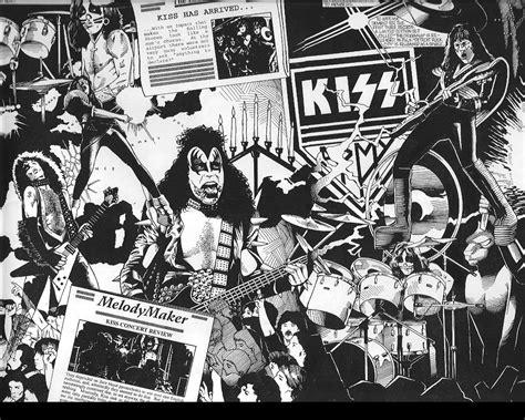wallpaper cartoon band kiss kiss wallpaper 23490477 fanpop