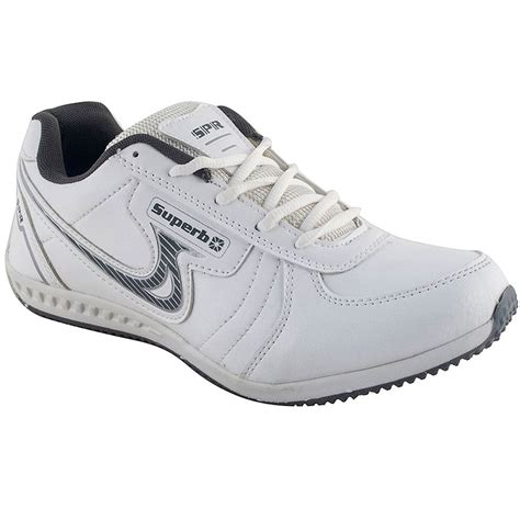 branded sport shoes buy branded mesh sports shoes sup5086 white at