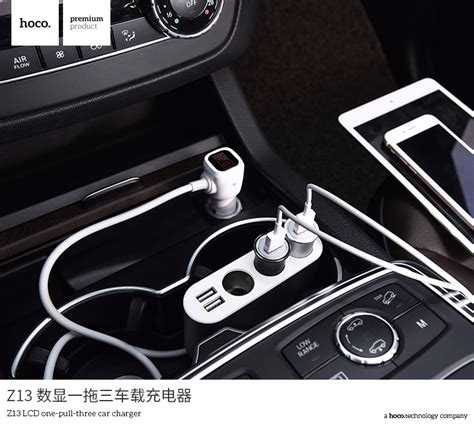 Hoco Charger Mobil 1 Usb Port Dengan Kabel Micro Usb 3 4a Z14 hoco usb charger mobil 2 port dan 3 lighter slot 2 1a z13 silver jakartanotebook