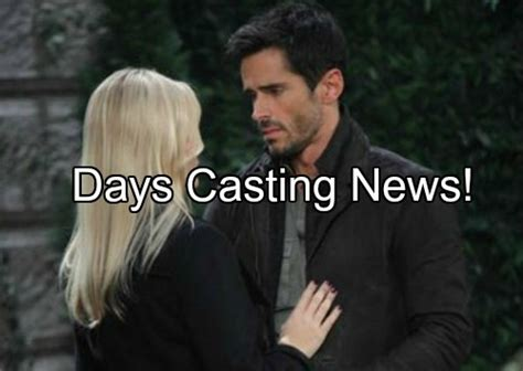 days of our lives spoilers chad and belle grow closer days of our lives spoilers casting news who s out